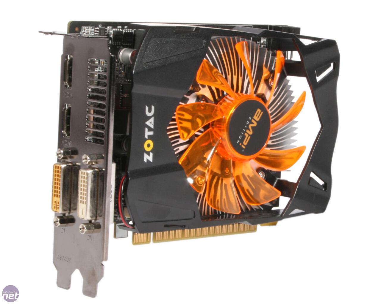 ZOTAC GTX 650 Ti AMP 2GB DDR5 (Bandung)