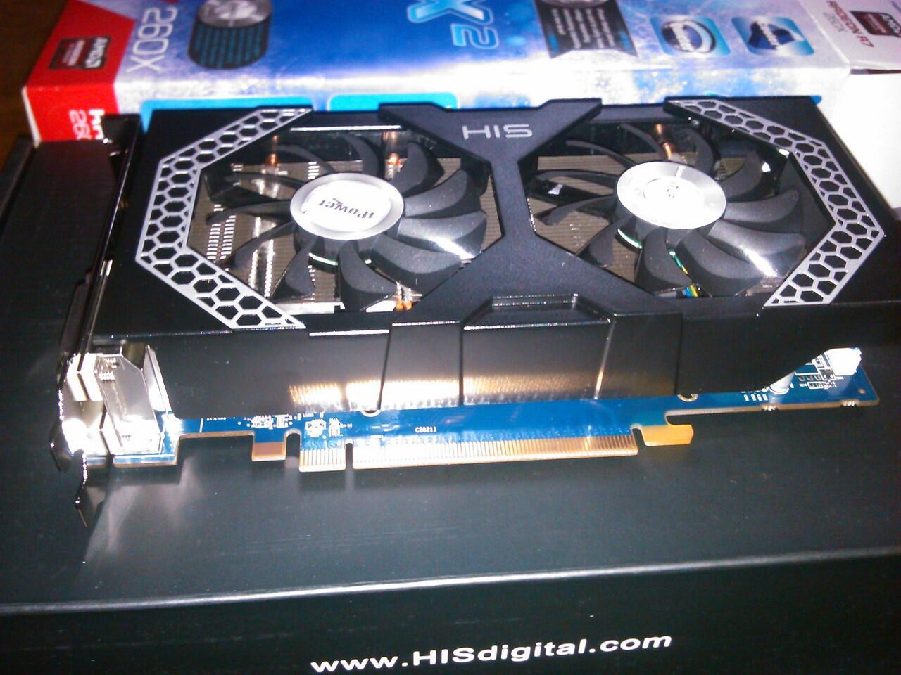 HIS Radeon HD R7 260X ICEQ X2 TURBO 2GB DDR5 Pekalongan