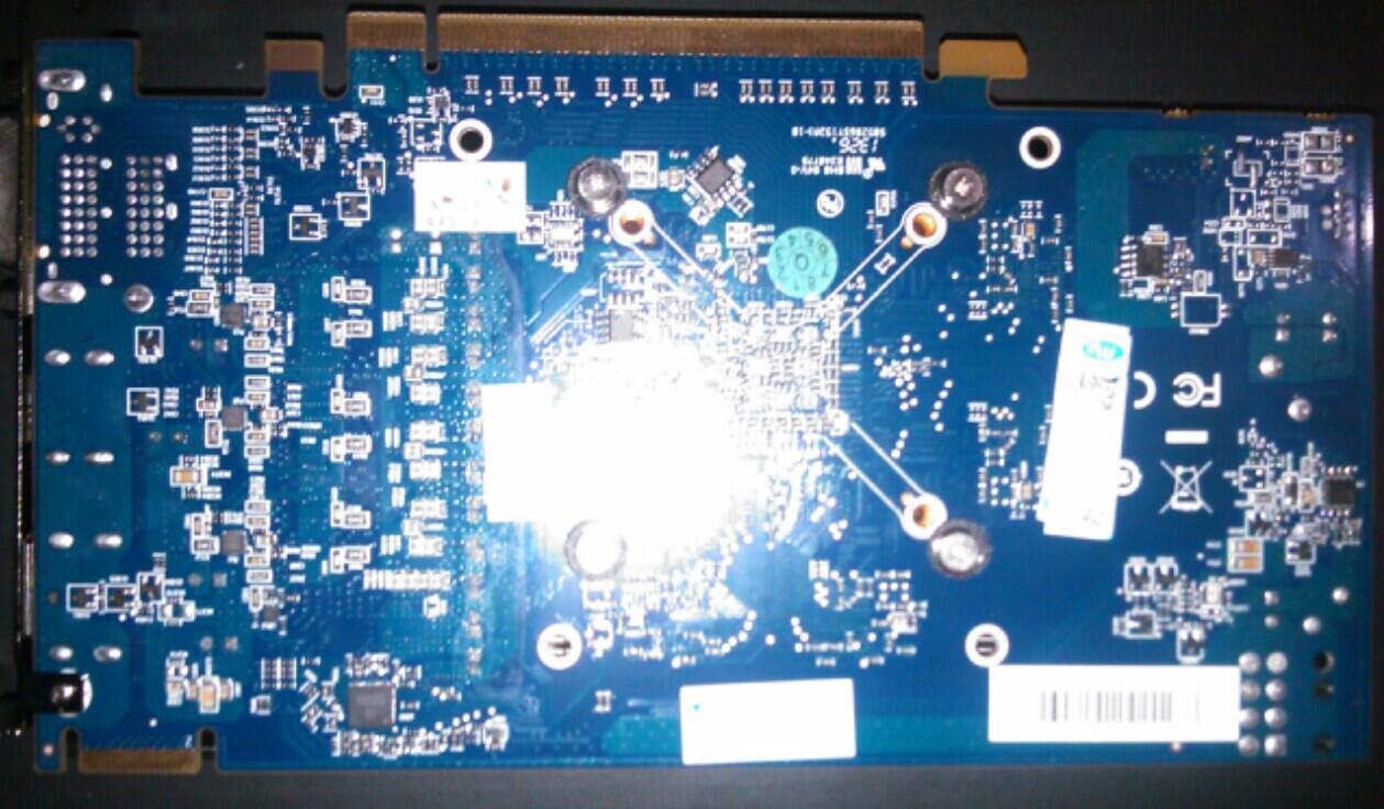 VGA HIS HD R 7 260X. Pekalongan