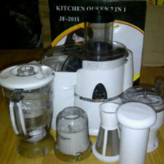 Blender 7in1 Power Juicer, power juicer 7in1, power mixer juicer 7in1