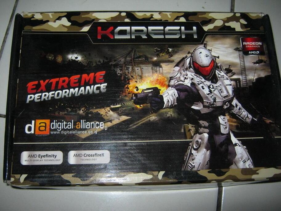 5670 1GB DDR3 JUNIPER - SEMARANG