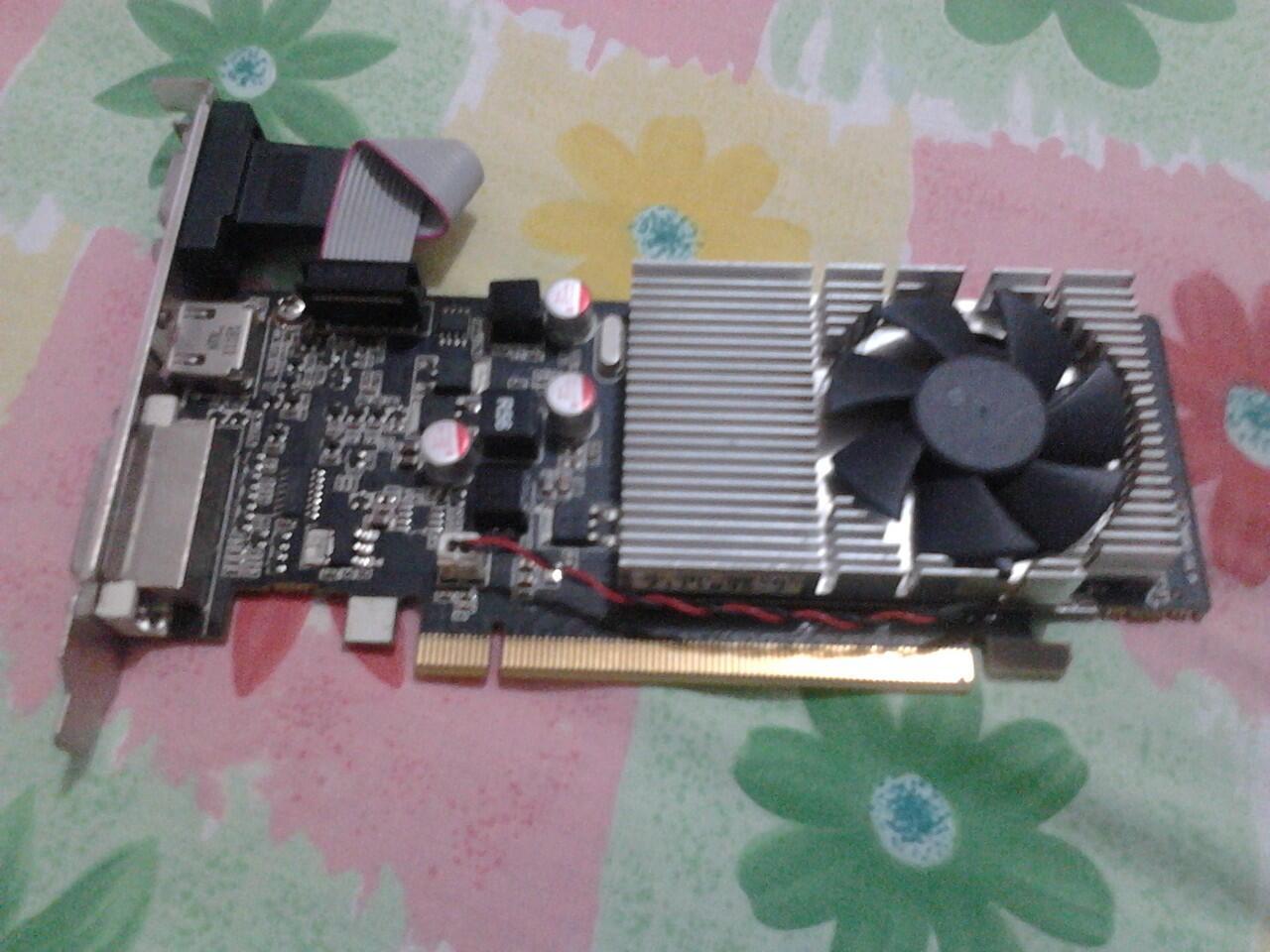 VGA GT 520 1GB ddr3
