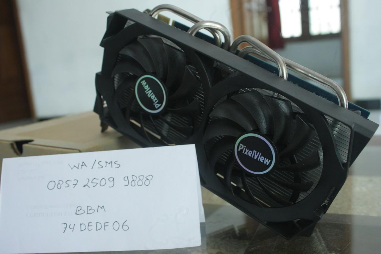 PixelView GTX 550 TI (batangan) | MSI GTX 560 TI (Like New)