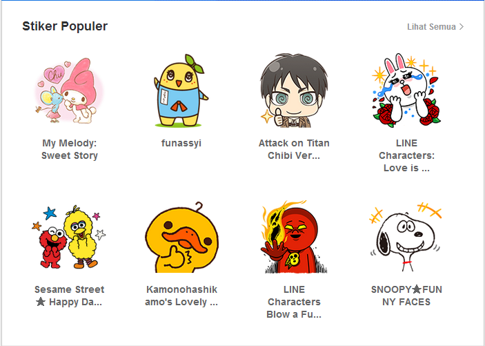 Di jual akun line isi koin sticker murah coin stiker line online