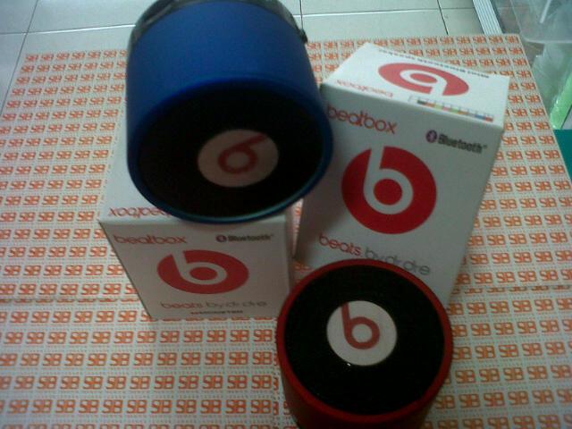 Speaker Bluetooth Dr. Dre