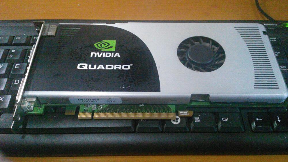 Jual NVIDIA QUADRO FX 3700 512 MB 256 BIT MURAHHHH