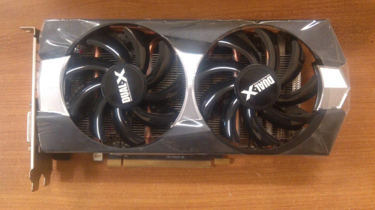 VGA SAPPHIRE DUAL-X R9 270X 2GB GDDR5 OC WITH BOOST