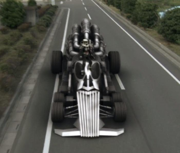 11 Kendaraan kamen Rider selain Motor