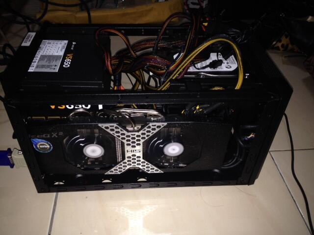 VGA HIS ATI R9 280X 3GB iPower iceQ X2 Turbo Boost | Bandung