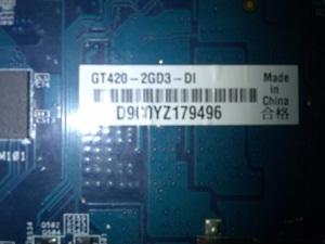VGA ASUS GT420 2Gb Murmerz aja