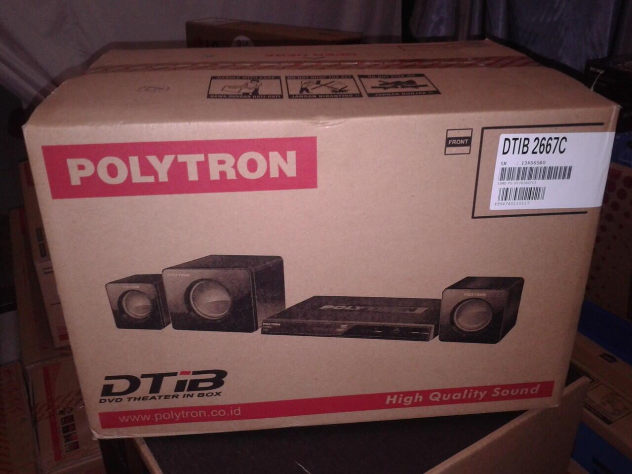 Dtib Polytron 2567c Menerima Cod