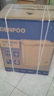 Freezer Box 120L Baru Murah