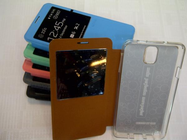 Antiglare, Flipcover, Charger, dll Samsung galaxy Note 3, Grand, Core