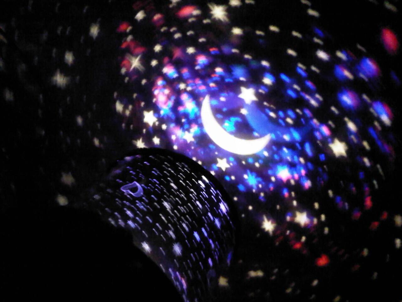 Lampu hias kamar bintang starlight