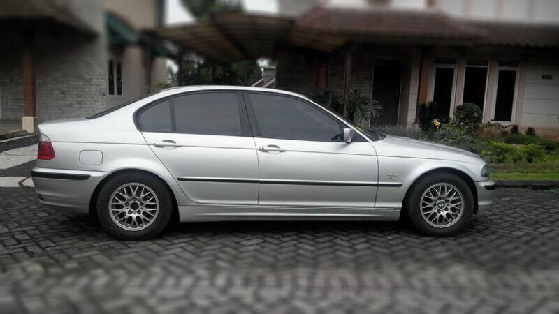 BMW 318i E46 AT 2000, Mantabh Jaya...!!!!