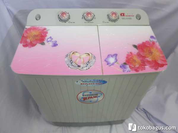 Mesin Cuci Daimitsu 8kg Bayar Di Rumah