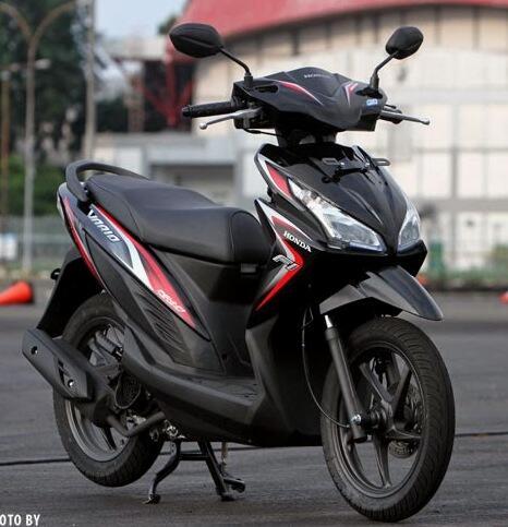 Honda Vario 110 Pgm FI 2014 Baru ( Promo Kredit ).....