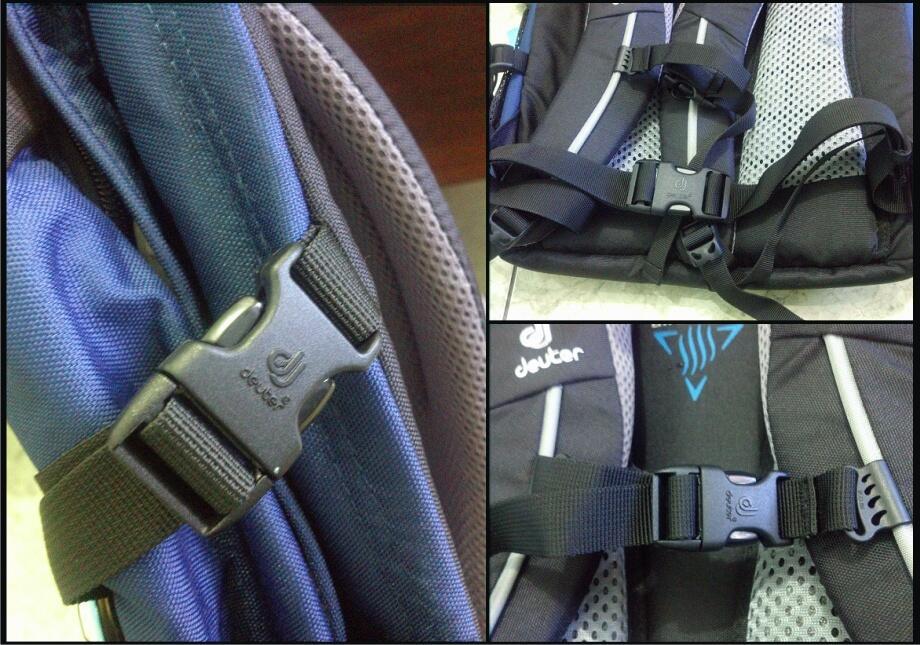 Tas DEUTER Laptop Backpack GIGANT NEW BNWT ORI Murah...!!!!