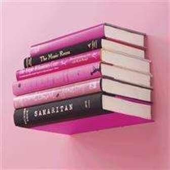 Mau Buku-buku anda MELAYANG di dinding