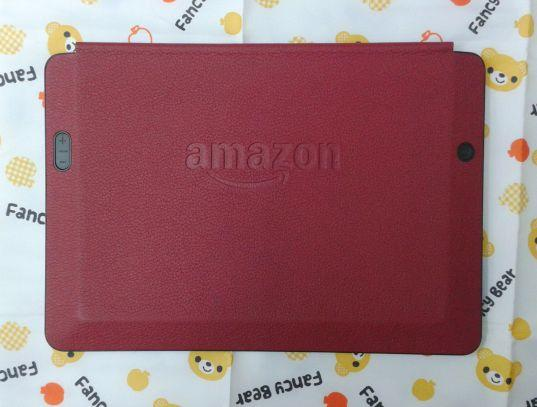Original Leather Cover Case Origami For Kindle HD dan HDX