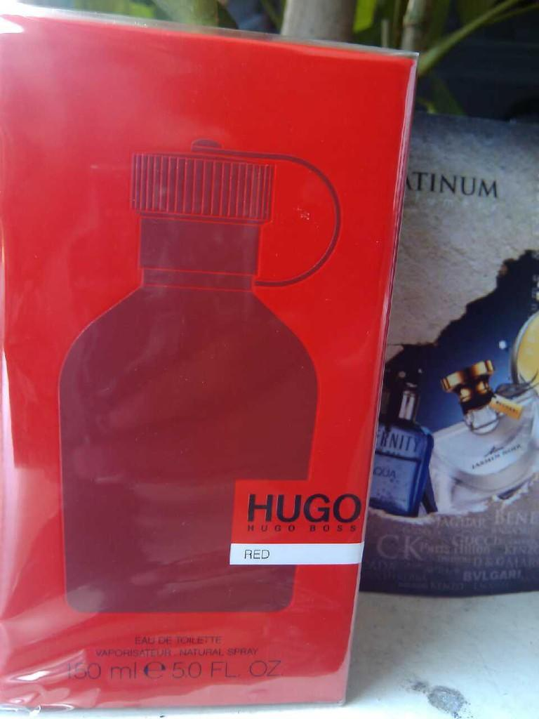 Parfum Original Hugo Boss Red for Men