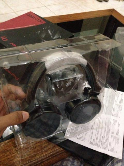 WTS || Headphone HDJ 1500-K Original, Full Set, Mulus !!
