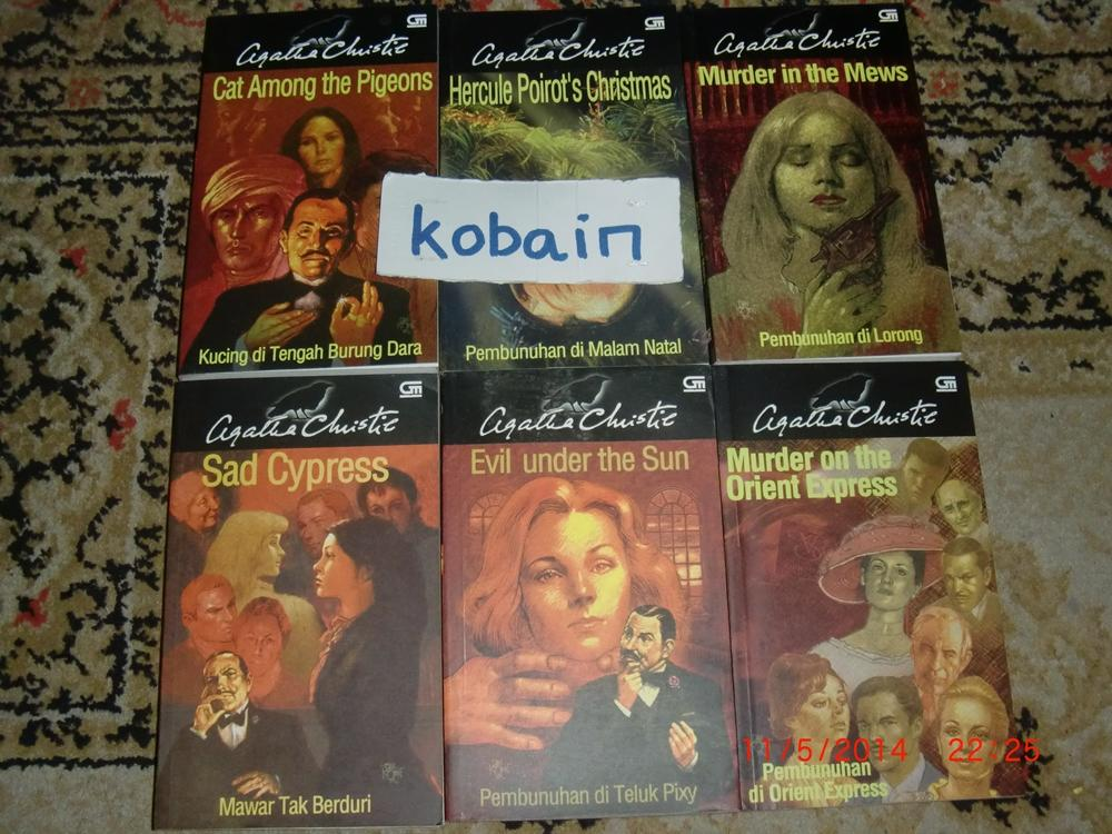 Novel Agatha Christie Second
