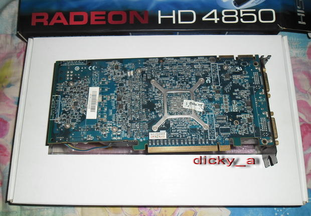 VGA ATI RADEON HIS HD 4850 IceQ4 Turbo