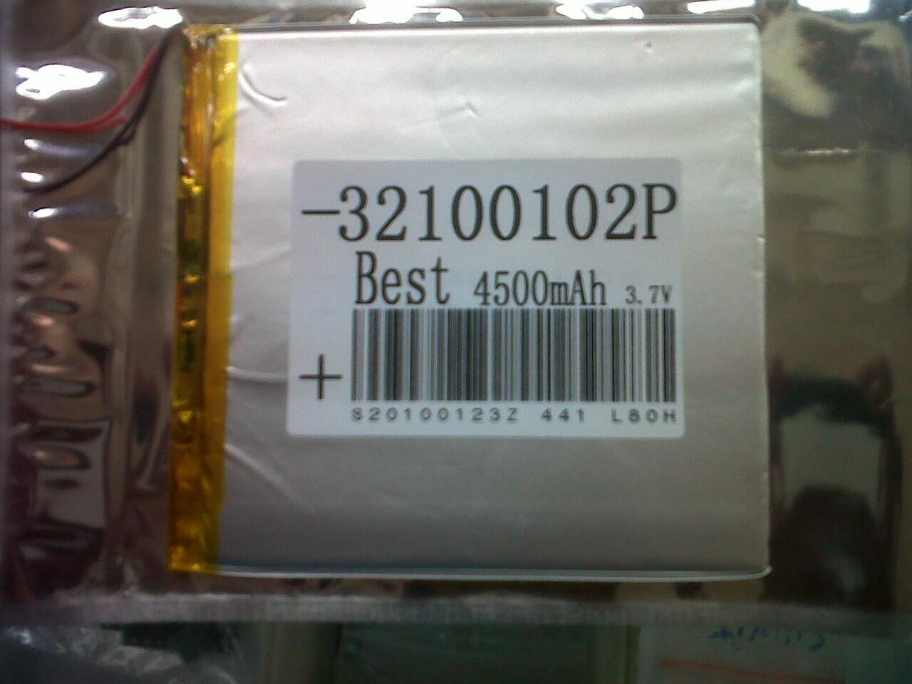 Baterai Tablet China - samung - ipad