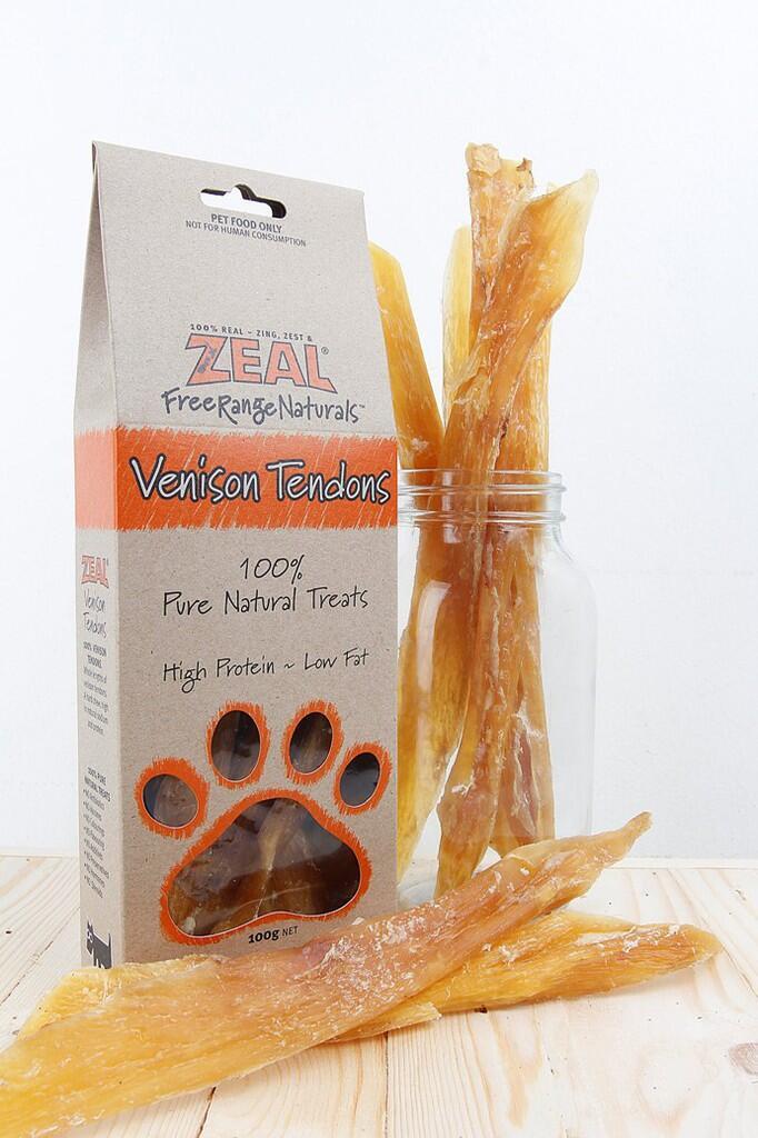 ZEAL - Dog and Cat treat alami dari NZ