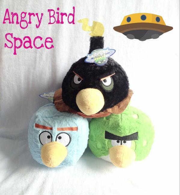 Terjual Boneka Angry Bird Space  6559480c0e