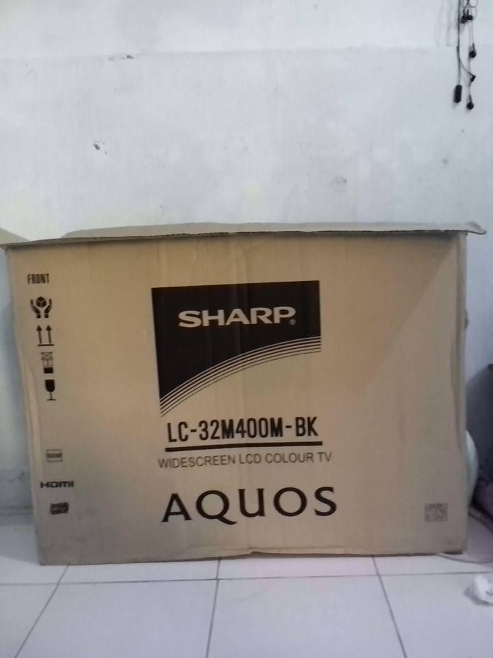 JUAL LCD TV Sharp LC 32M400M-BK