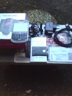 Blackberry 9900 Dakota Black Mulus Lengkap Original. Nokia 6310