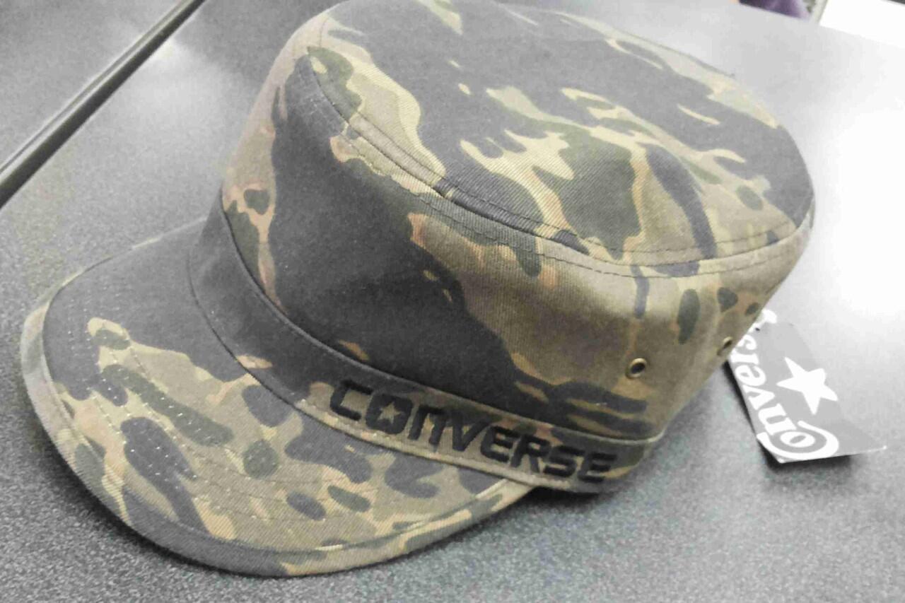 Terjual Jual Converse Topi Army Camuflage Original 100% Murah ... c3f95c0846
