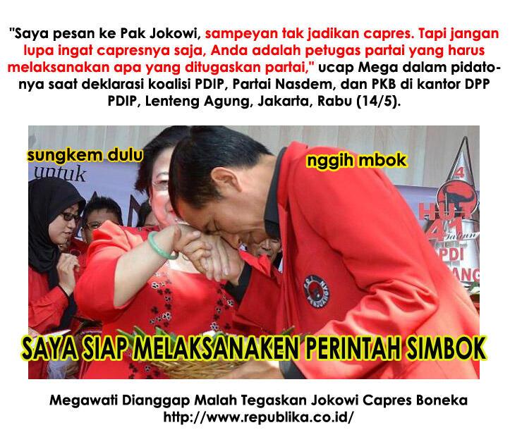 Belum Umumkan Tim Kerja, Jokowi Tidak Punya Power?