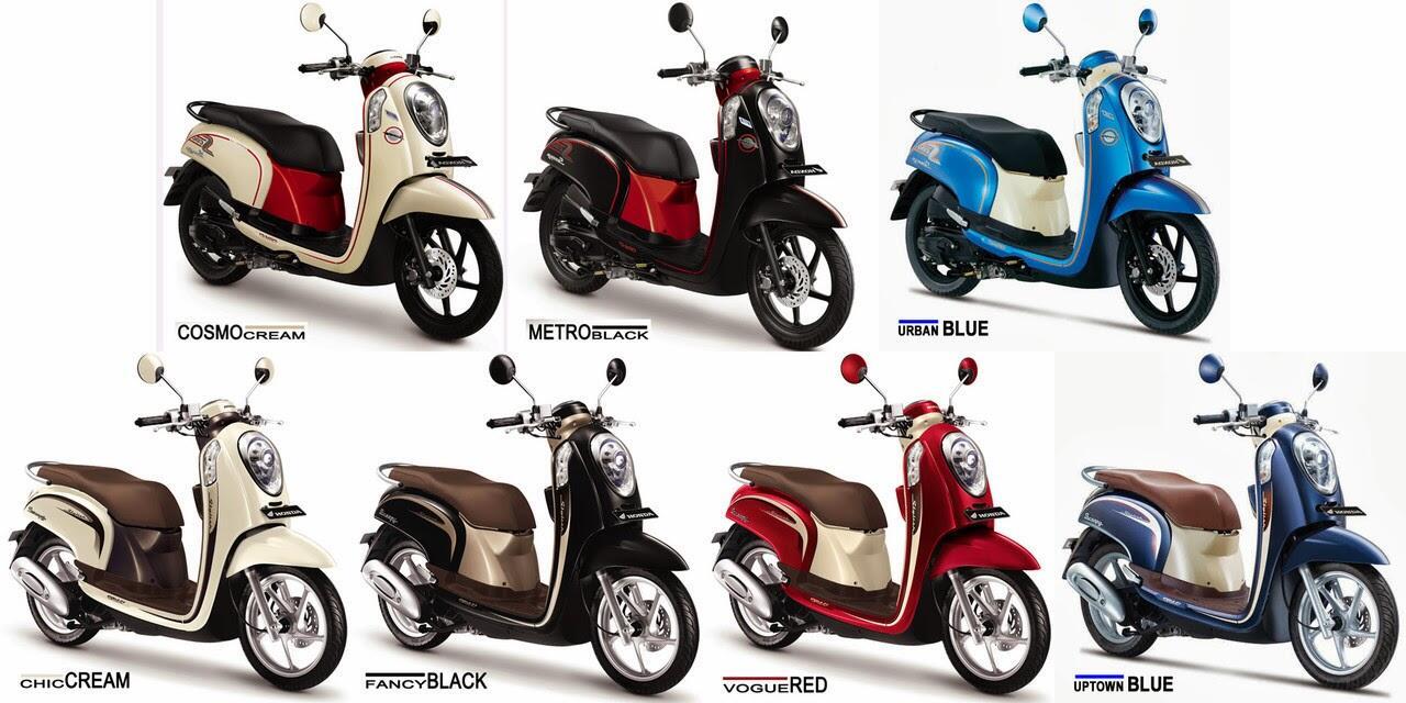 Promo Kredit Motor Matic Honda **Tenor 35bulan cuma bayar 25bulan saja..!!** Semarang