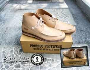 Terjual Prodigo Shoes Sepatu Original Clothing Indonesia art Casul ... 31b90ca516