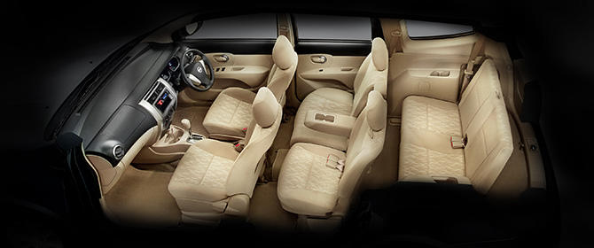 New Nissan Grand Livina 1.5L SV M/T Harga Termurah