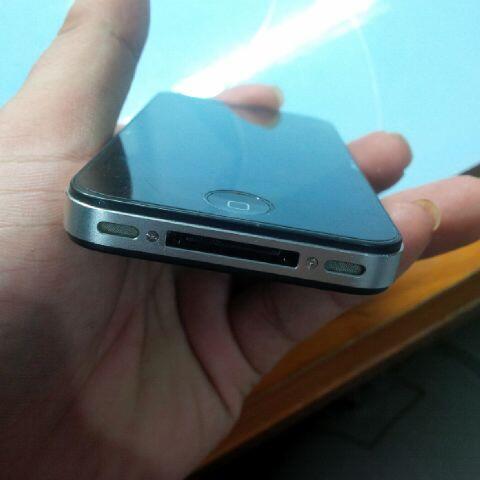 WTS: iPhone 4S 16GB Black apa adanya COD OK Rekber OK