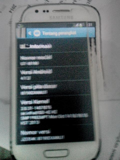 jual Samsung Galaxy S3 Mini