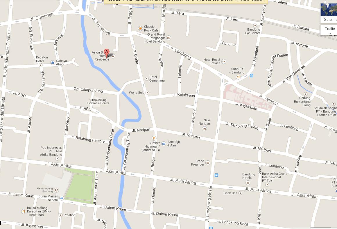 Booking Hotel: Favehotel Braga Bandung