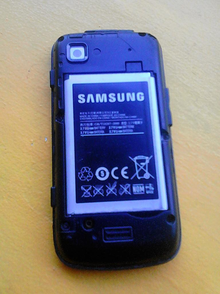 Samsung galaxy Spica I5700,istimewa BBM Ready!!! (jogja)