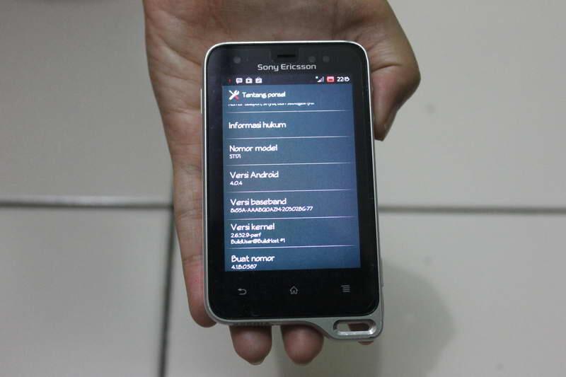 Jual Sony Xperia Active edisi BILLABONG istimewa
