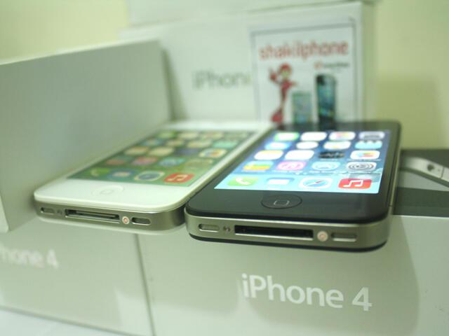 Iphone 4 CDMA 32GB CUCI GUDANG
