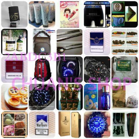 Menjual jam tangan dan barang2 lainnya (kosmetik ,dompet ,rokok import) 2ABDC3B1