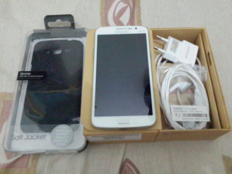 Samsung Galaxy Grand 2 SM-G7102 Mulus, Fullset, Garansi SEIN 11 Bulan