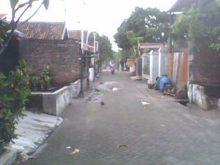 rumah dekat puspa agro jl. sawunggaling