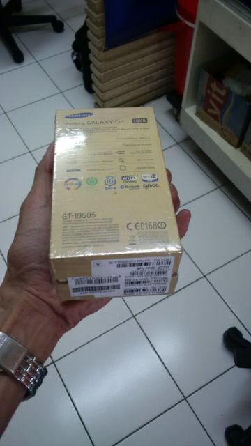 mau Di jual Samsung S4 4g LTE X hadiah...masuk gan....