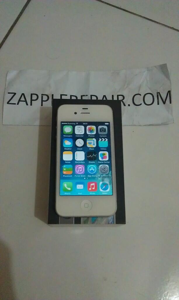 DiJual Apple iPhone 4G CDMA 8 GB Bagus n Murah