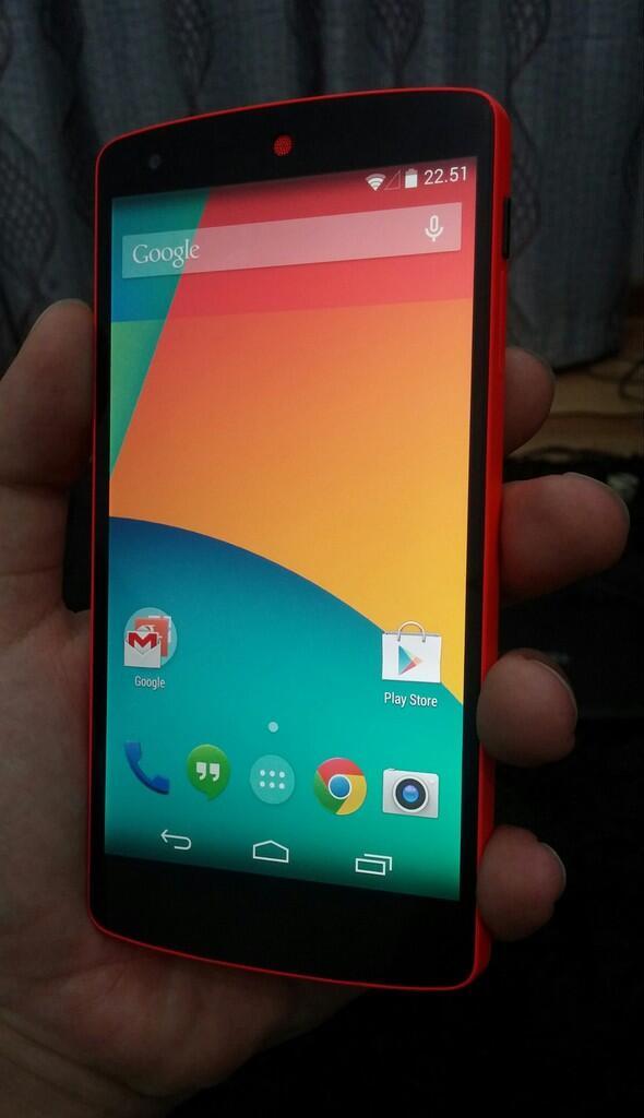 LG Google NEXUS 5 / Fullset / Like New